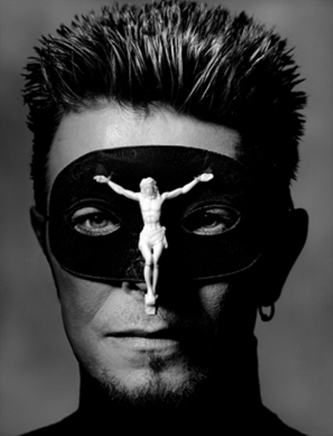 David Bowie, photo by Albert Watson