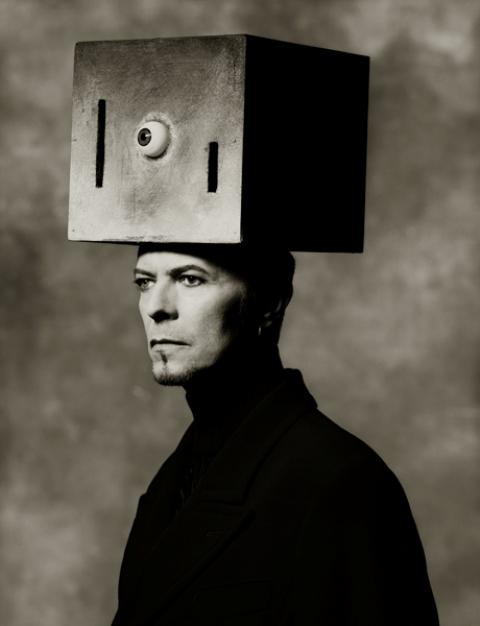 David Bowie, photo by Albert Watson