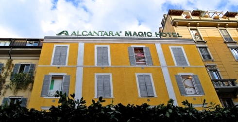 Alcantara Magic Hotel, photo by Emanuele Marzi