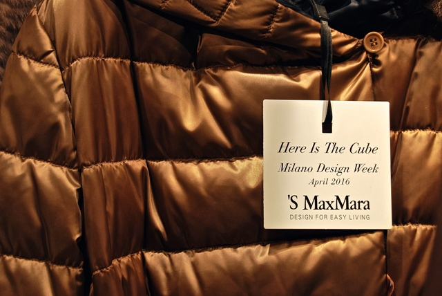 'S Max Mara Here is the cube Fall/Winter 2016-2017, photo by Jasmin Schroeder