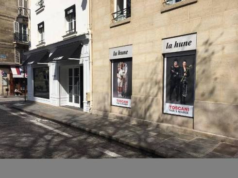 La Hune art gallery, photo by Nadia Legendre, courtesy of Naco Paris