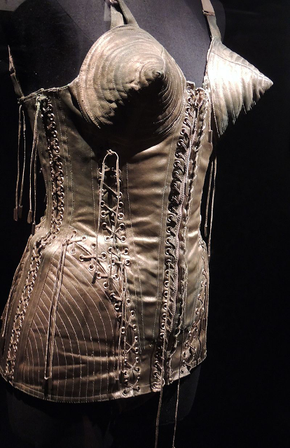 Madonna Blond Ambition Corset by Jean-Paul Gaultier
