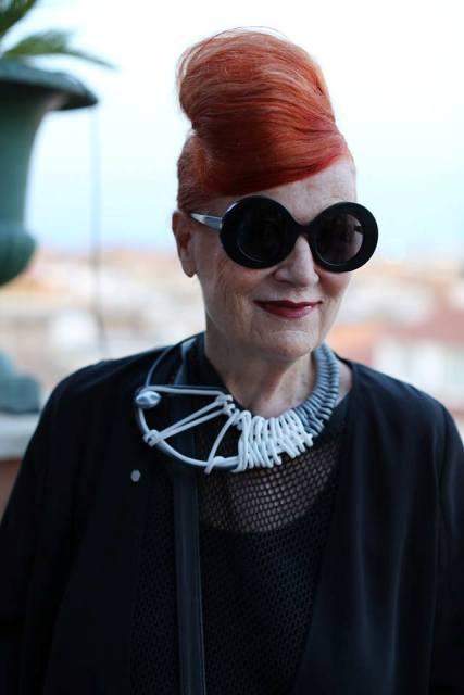 Roberta Valentini, photo by Ari Seth Cohen