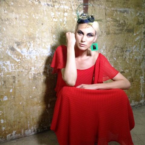 Livia Risi, photo courtesy of Livia Risi