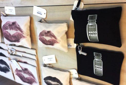 Bags, Art is resistance by Naco Paris and Naco-Paris, photo by N