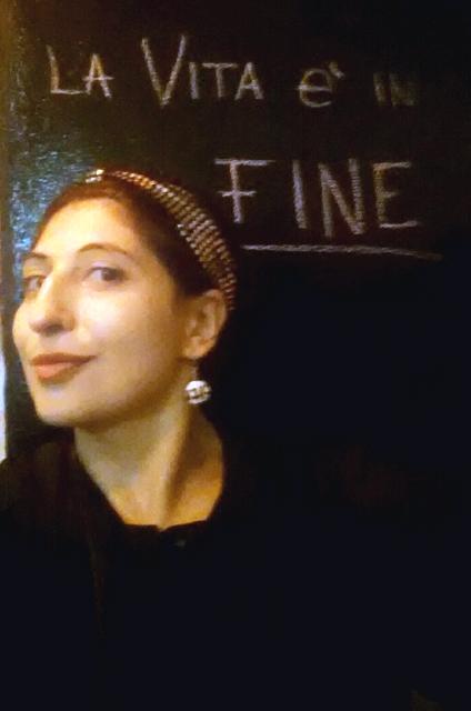 Me, myself & I in Fine, photo by Maria Mollo