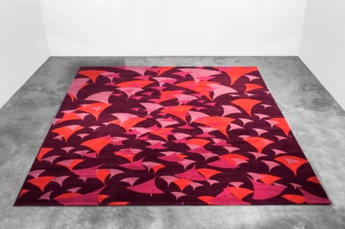 Allegra Hicks, Leaves, photo courtesy of Galleria O Giustini/Stagetti